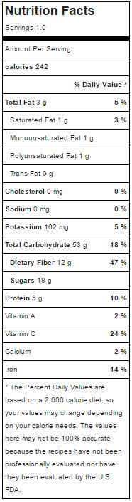 oatmealnutrition
