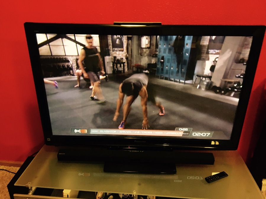 P90X3 MMX BLOCK 2 DAY 13